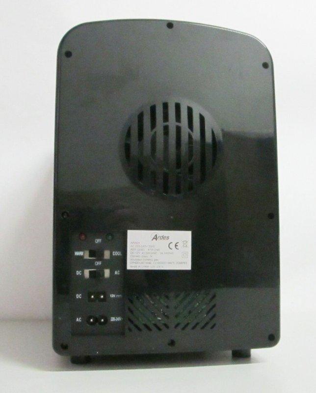 Ardes AR5I04 AutoKühlschrank Kühlbox schwarz für Auto  -> Kühlschrank Für Auto