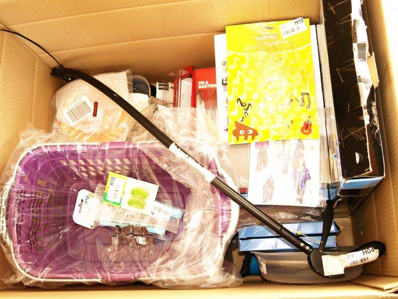 Posten haushaltsartikel elektro 43 st ck defekt f r bastler c ebay - Bloomingville schorsing ...