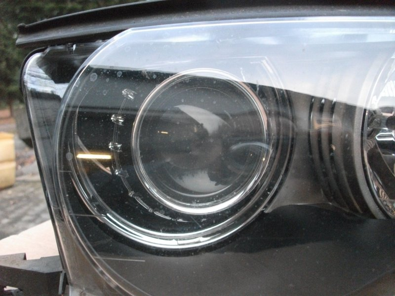 bmw e46 330ci bi xenon scheinwerfer lampen leuchten coupe. Black Bedroom Furniture Sets. Home Design Ideas