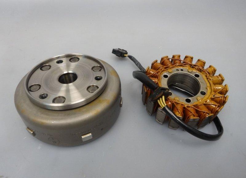 bmw c1 125 200 abs polrad rotor lichtmaschine schwungscheibe generator flywheel ebay. Black Bedroom Furniture Sets. Home Design Ideas