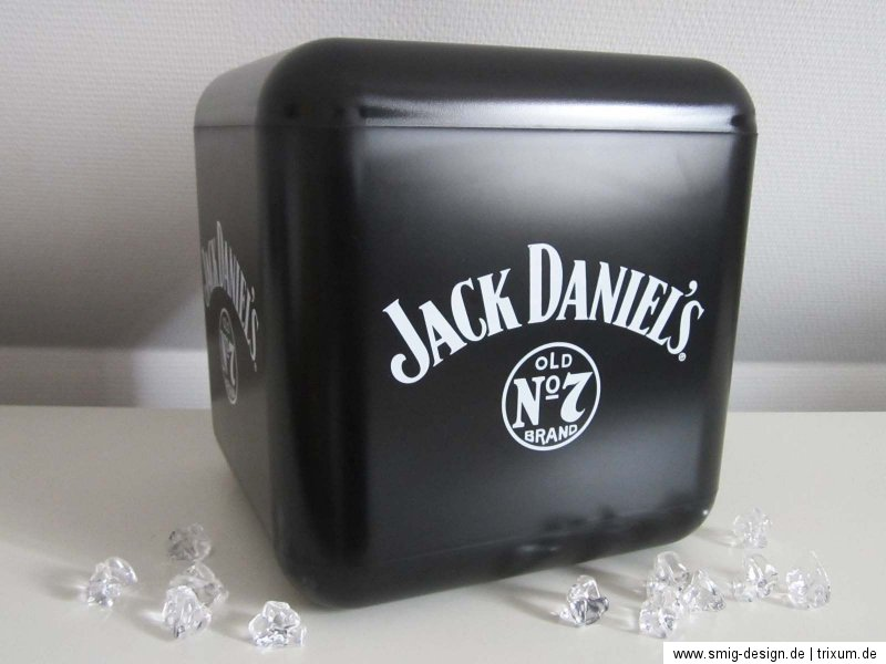 jack daniels eisk hler eisbox icecube eisw rfel k hler eisw rfelbox eis box ebay. Black Bedroom Furniture Sets. Home Design Ideas