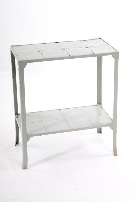 sch nes altes k chenregal regal schrank k che metall. Black Bedroom Furniture Sets. Home Design Ideas