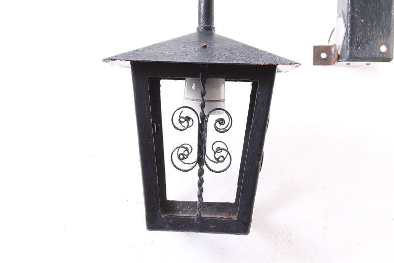 Ancienne lanterne lampe de jardin clairage ext rieur for Lampe exterieur ancienne