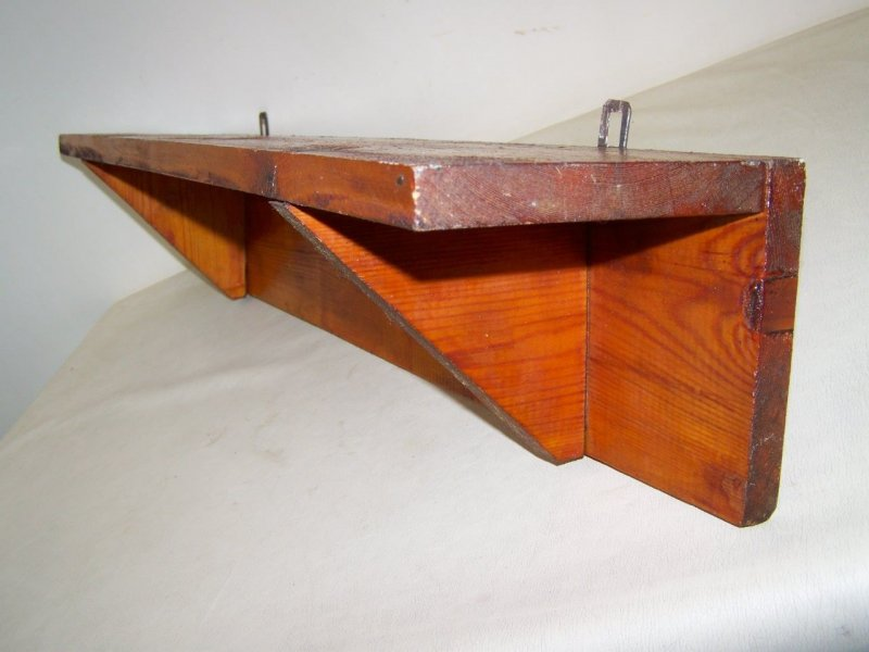 Wandregal Küche Antik ~  wandregal küche antik altes Küchenregal, Regal Küche antik, Holz