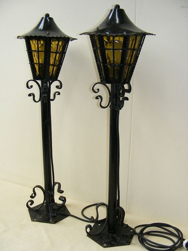 ancienne luminaire d 39 ext rieur lampe de jardin clairage ext rieur lampe ebay. Black Bedroom Furniture Sets. Home Design Ideas