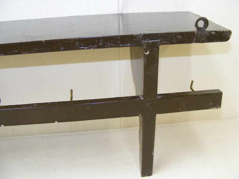sch nes altes k chenregal regal k che antik holz. Black Bedroom Furniture Sets. Home Design Ideas