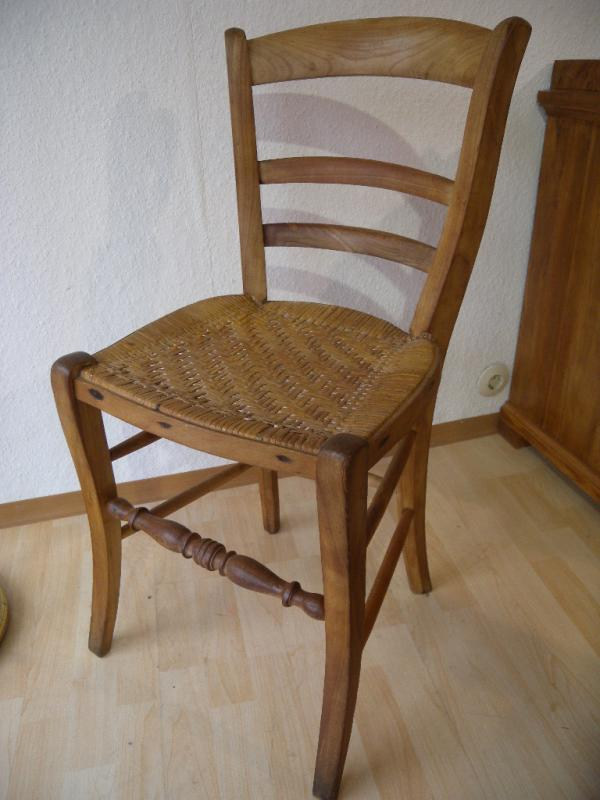 antiker kirschbaum biedermeier stuhl norddeutsch worpswede geflecht 1850 nr 2 ebay. Black Bedroom Furniture Sets. Home Design Ideas