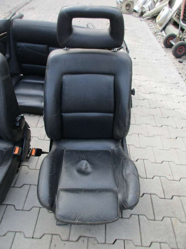 audi 80 b4 cabrio ledersitze sitze innenausstattung leder. Black Bedroom Furniture Sets. Home Design Ideas