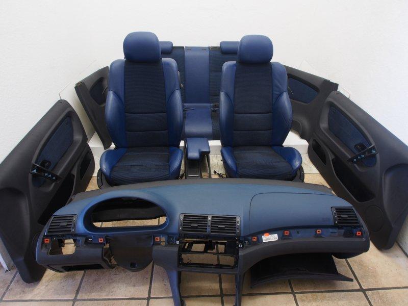 bmw e46 compact m3 sitze sportsitze teilledersitze. Black Bedroom Furniture Sets. Home Design Ideas