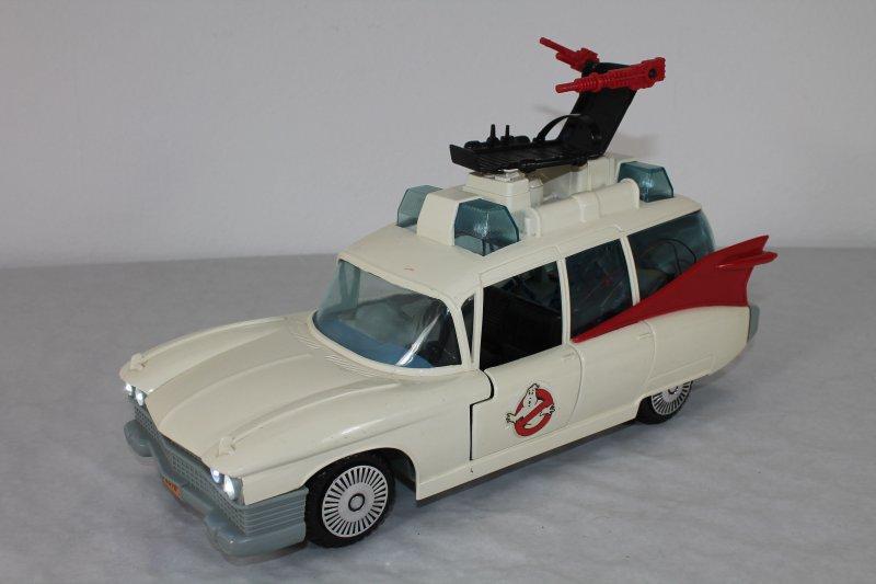 ecto 1 einsatzfahrzeug 1986 ghostbusters mit licht sound mod ebay. Black Bedroom Furniture Sets. Home Design Ideas