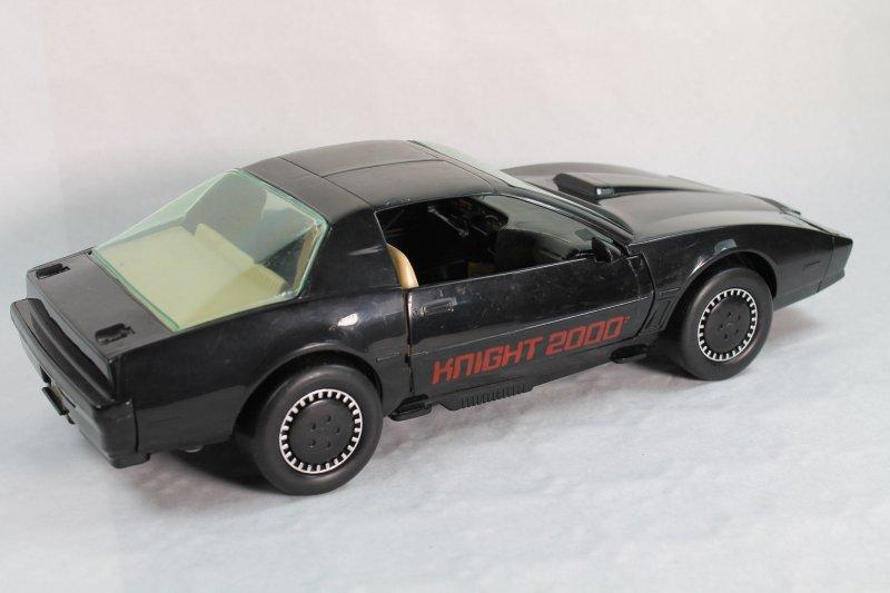 knight 2000 voice car mit michael knight 1983 knight rider a275 ebay. Black Bedroom Furniture Sets. Home Design Ideas