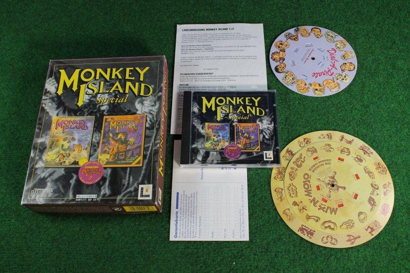 the secret of monkey island deutsch