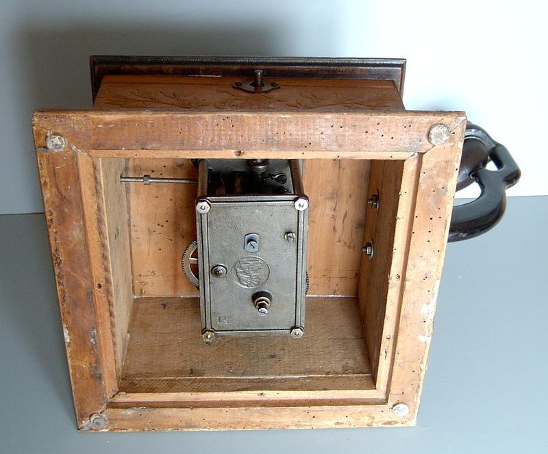altes trichtergrammophon grammophon funktionsf hig ebay. Black Bedroom Furniture Sets. Home Design Ideas