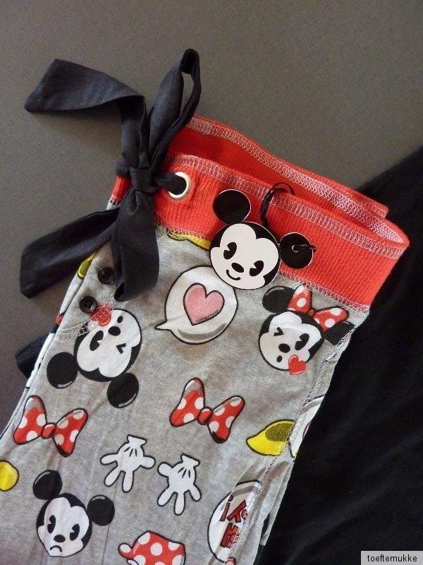 neu disney kawaii pyjama minnie maus mickey mouse schlafanzug xs s m l primark ebay. Black Bedroom Furniture Sets. Home Design Ideas
