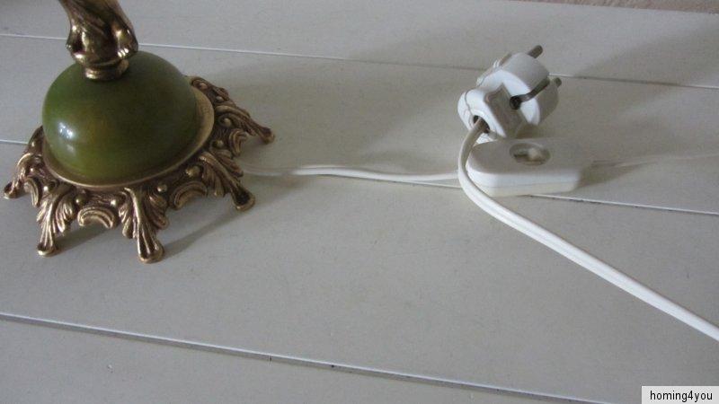 Fensterbank lampe leuchte messing 39 50er jahre putte engel ebay - Fensterbank lampe ...