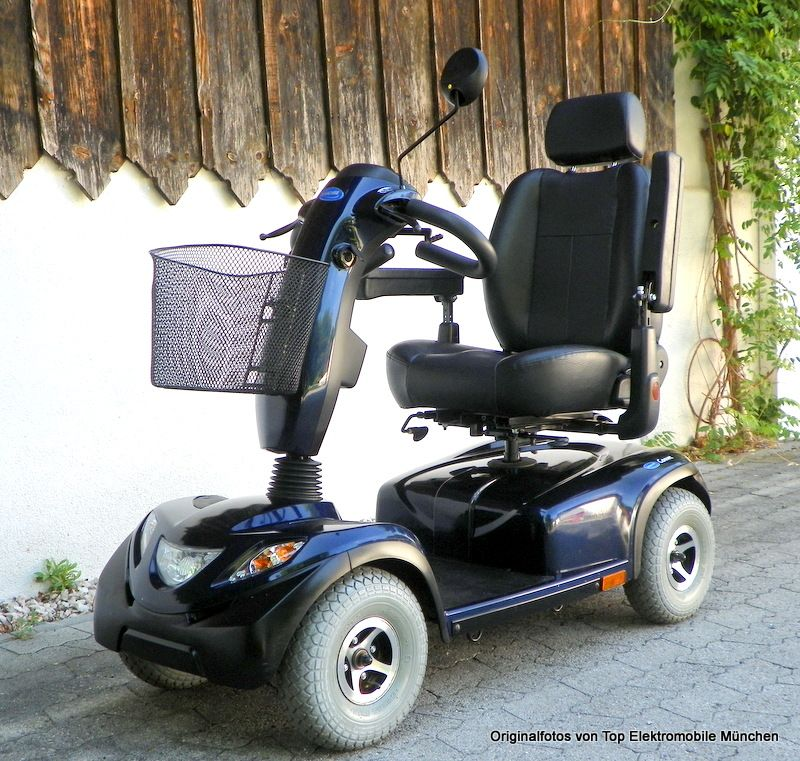 gebrauchtes elektromobil 15 km h scooter invacare comet ebay. Black Bedroom Furniture Sets. Home Design Ideas
