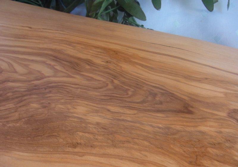 olivenholz gro es brett xl oliven l baum holz ca 48 5 x 22 x 1 2 cm lx3 ebay. Black Bedroom Furniture Sets. Home Design Ideas