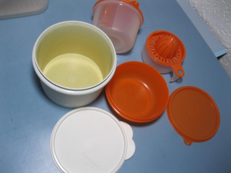 Küchenperle Tupperware ~ tupperware konvolut kompaktus servierperle zitruspresse wurst theke kaffeedose ebay
