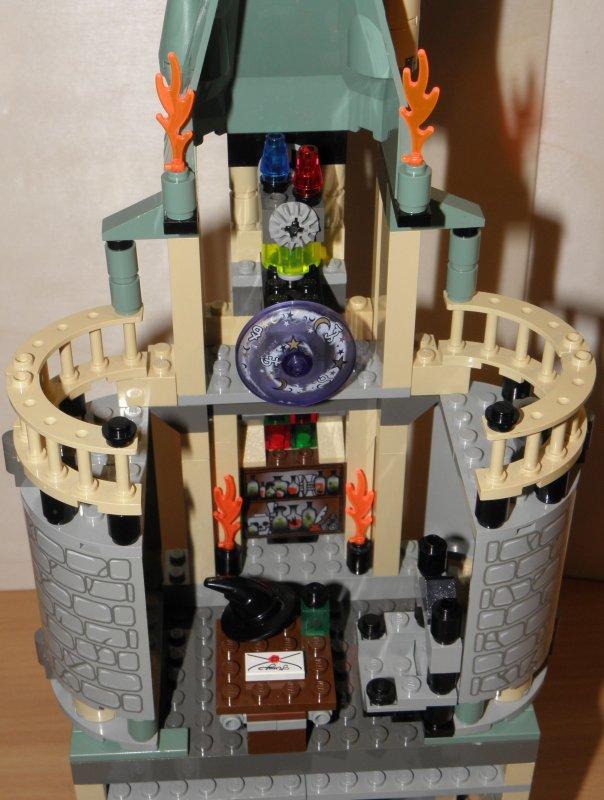 Lego harry potter 4729 dumbledores b ro dumbledore 39 s office 100 komplett ba - Buro komplett set ...
