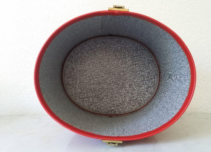 Hutschachtel hutkoffer hutbox schachtel for Schaufensterdekoration schmuck