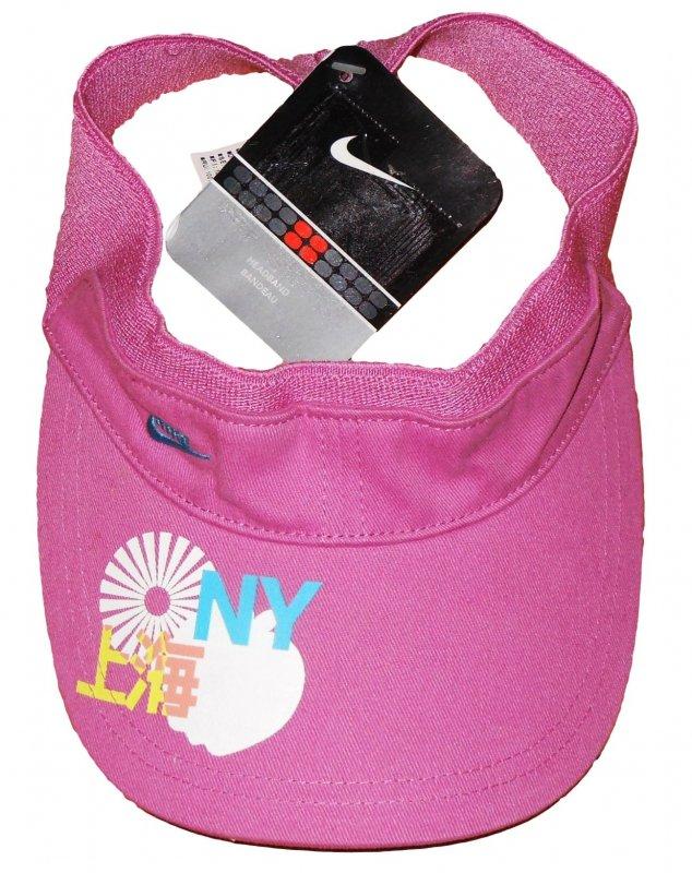 nike damen visor tennis cap erwachsene adult einheitsgr e. Black Bedroom Furniture Sets. Home Design Ideas