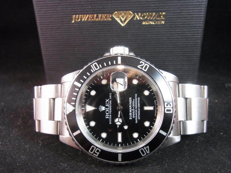 rolex submariner stahl rolex box rechnung. Black Bedroom Furniture Sets. Home Design Ideas