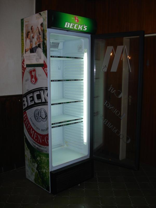 Kühlschrank Glastür Gebraucht: Glastürkühlschränke ...