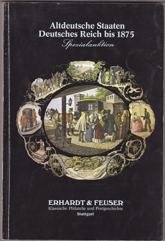 Erhardt Feuser Auktion 5 1981 Altdeutsche Staaten