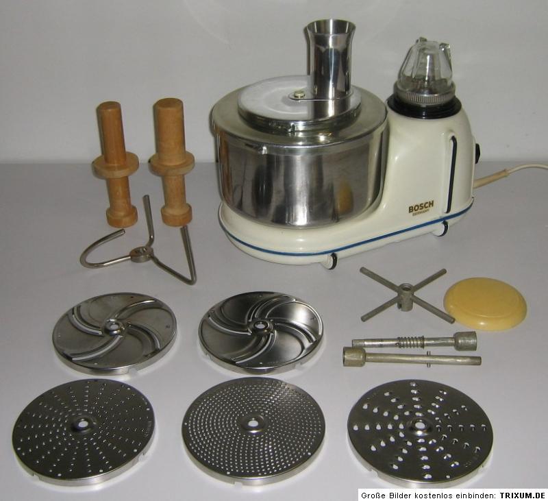 50er küchenmaschine jahre bosch