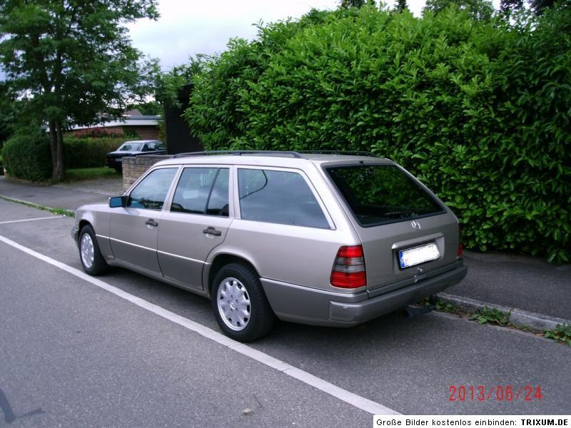 Mercedes benz e 220 t w124 e klasse kombi daimler chrysler for Mercedes benz daimler chrysler
