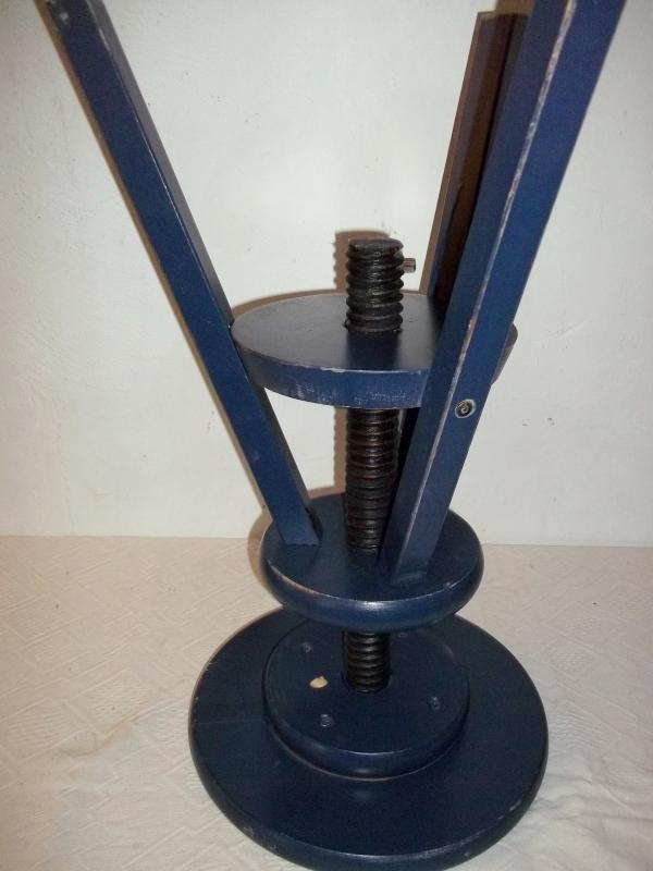 alter klavierhocker hocker schemel holz h henverstellbar holzspindel. Black Bedroom Furniture Sets. Home Design Ideas