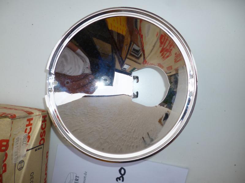 bosch scheinwerfer reflektor 1305301030 volvo 6232949. Black Bedroom Furniture Sets. Home Design Ideas