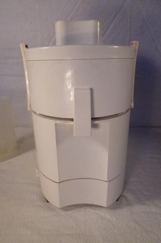 alte Küchenmaschine Entsafter Zentrifuge, Progress