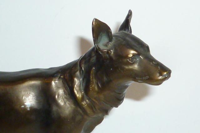 alte wiener bronze figur hund bronzefigur figurine. Black Bedroom Furniture Sets. Home Design Ideas