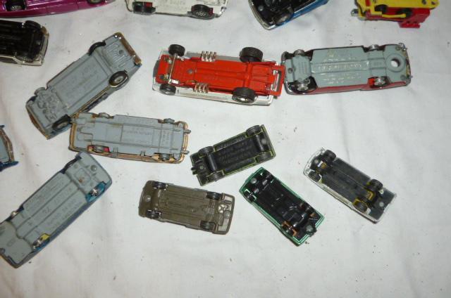 Corgi toys konvolut alte spielzeugautos modellautos