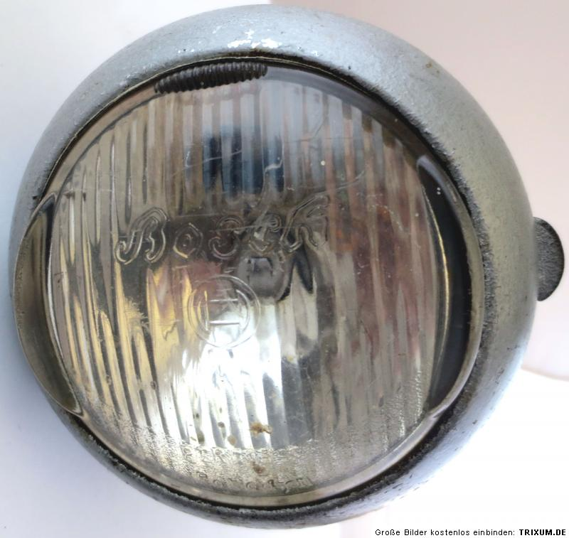 original bosch oldtimer fahrradlampe scheinwerfer jb80a24p. Black Bedroom Furniture Sets. Home Design Ideas