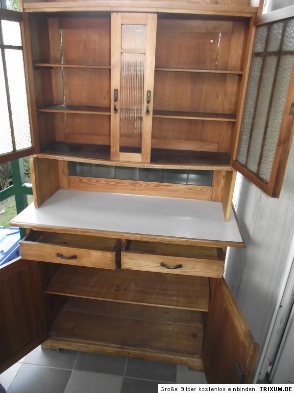 kleiner eckschrank k cheneckschrank schrank k chenschrank h ngeschrank butzeglas ebay. Black Bedroom Furniture Sets. Home Design Ideas