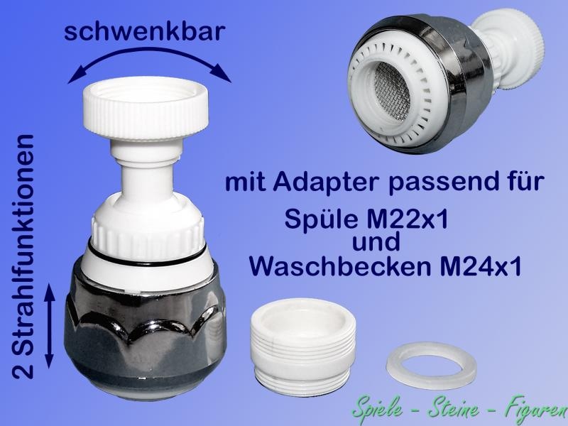 Save Water Nozzle For Water Tap Swivel Attachment Water Saver Aerator