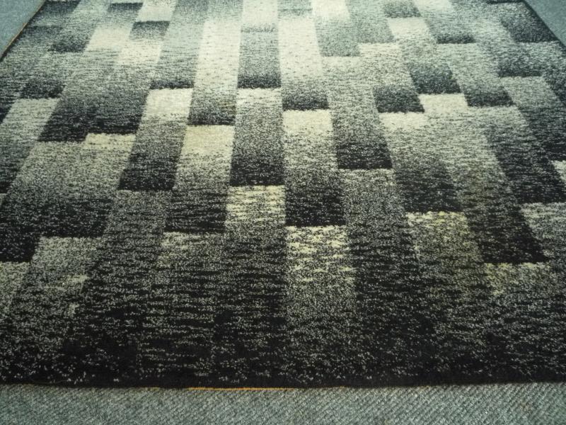 seltener teppich bauhaus art deco style 295cm x 198cm. Black Bedroom Furniture Sets. Home Design Ideas