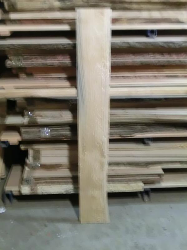 1 eichenbrett 117cmx16 cm x 24mm 2 seitig gehobelt eichenholz massiv pos3916 ebay. Black Bedroom Furniture Sets. Home Design Ideas