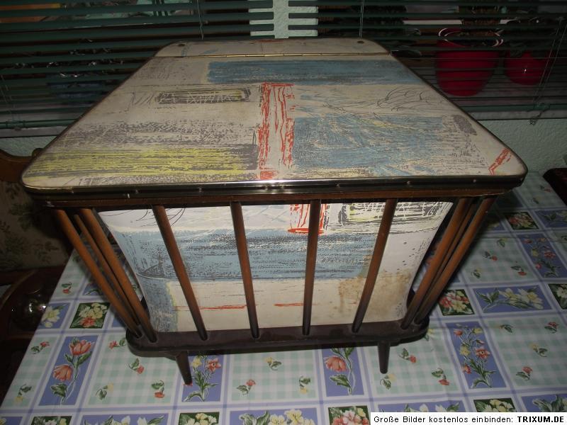 alte gro e holzleiter klappleiter leiter bibliotheksleiter 9 stufen shabby chic ebay. Black Bedroom Furniture Sets. Home Design Ideas