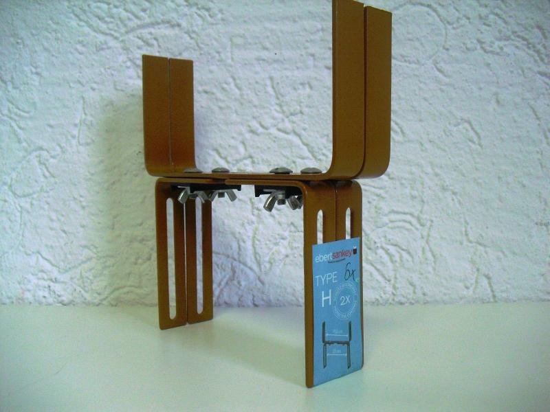ebertsankey halterung f r blumenk sten typ h. Black Bedroom Furniture Sets. Home Design Ideas