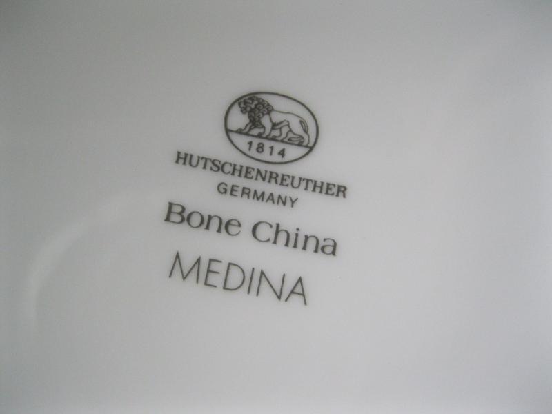 hutschenreuther medina suppenterrine ragout terrine galleria leonard bone china ebay. Black Bedroom Furniture Sets. Home Design Ideas