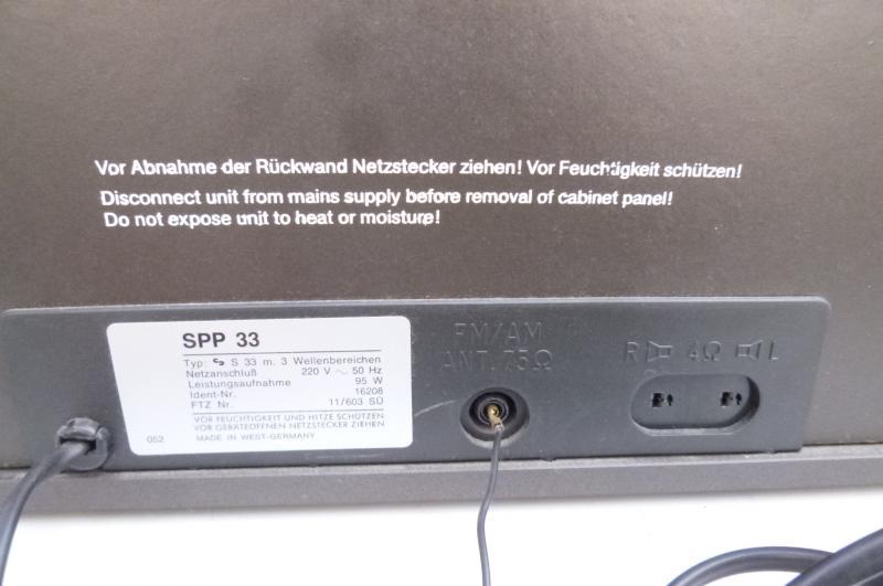 Alte hifianlage kompaktanlage stereoanlage schneider spp for Schneider versand privatkunden