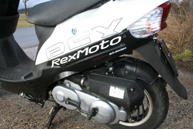 motoroller rex rs 500 49 ccm 2 1kw 2800km mofa 25kmh von. Black Bedroom Furniture Sets. Home Design Ideas