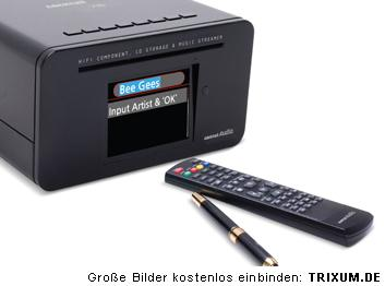 cocktail audio x 10 audio cd ripper streamer internetradio. Black Bedroom Furniture Sets. Home Design Ideas