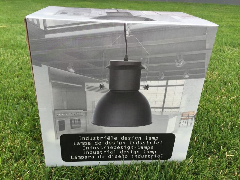 industriedesign lampe h ngelampe lampe edelstahl schwarz deckenlampe design neu ebay. Black Bedroom Furniture Sets. Home Design Ideas