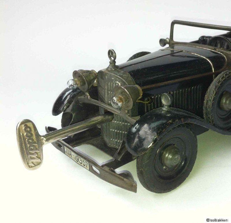 934 /& andere Militär-Fahrzeuge Schlüssel für Tippco Mercedes Führerwagen Nr