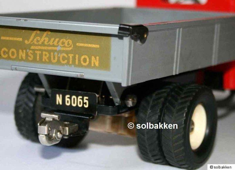 für Schuco Construction Serie 6060 6080 6070 6065 Gummireifen V-Muster