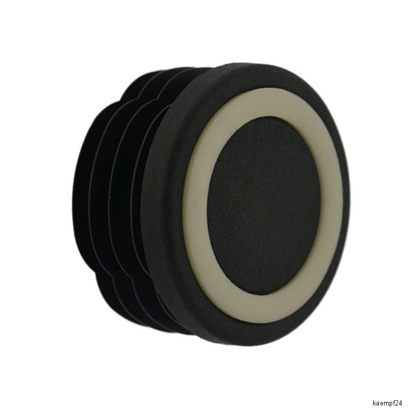 Lamellengleiter Ø 50 mm TPE-V Stopfen rutschhemmend Gleiter Tisch Fusskappen
